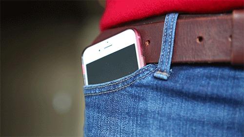 """""""El Síndrome de la vibración fantasma"""": la nueva enfermedad en la era del smartphone"""