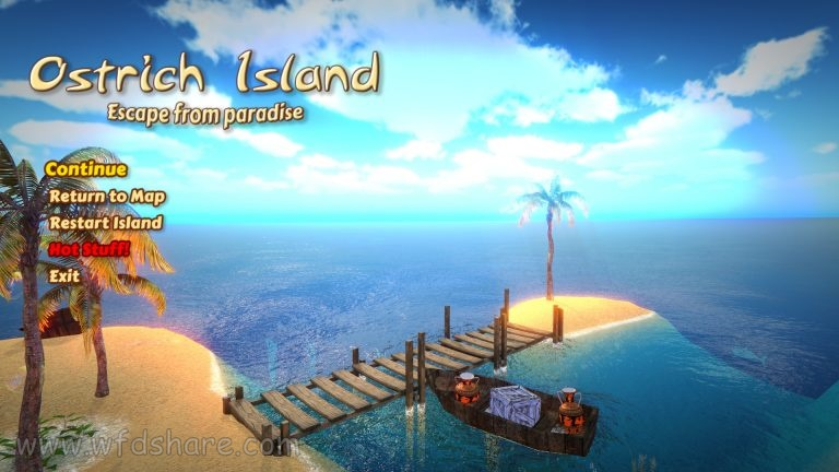 free download setup Ostrich Island full version
