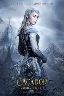 O Caçador e a Rainha do Gelo – Legendado (2016)