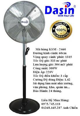 quat dung cong nghiep ksm-2460