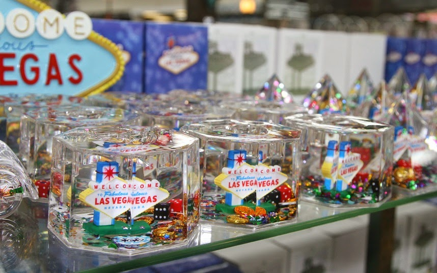 Gifts And Souvenirs In Las Vegas