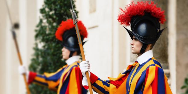 Wajib Tahu, Berikut 7 Fakta Menarik Tentang Garda Swiss