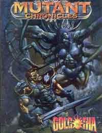 Mutant Chronicles Comic