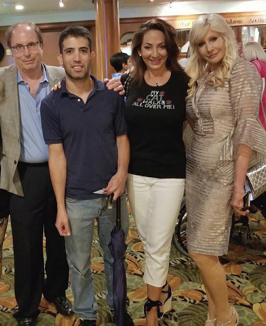 Michael Rosenberg, Yatir, Christine Michaels, Rita Shwartz
