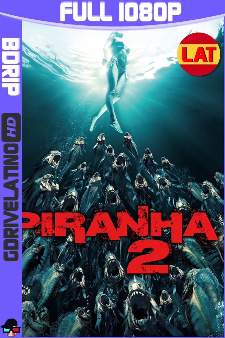 Piraña 3DD (2012) BDRip 1080p Latino-Ingles MKV