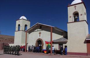 San Pablo De Lipez, Bolivien