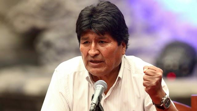 Evo Morales firma un acuerdo de unidad con precandidatos de su partido