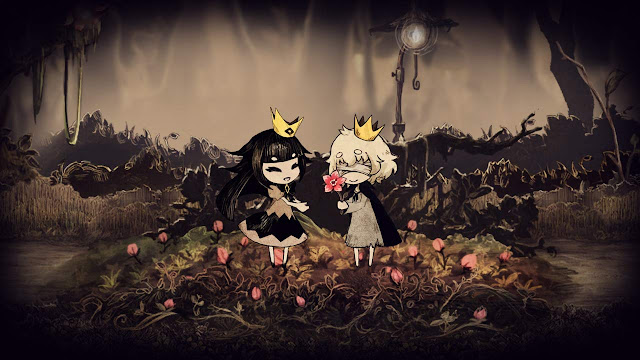 The Liar Princess and the Blind Prince untuk platform PS4, Swtich.
