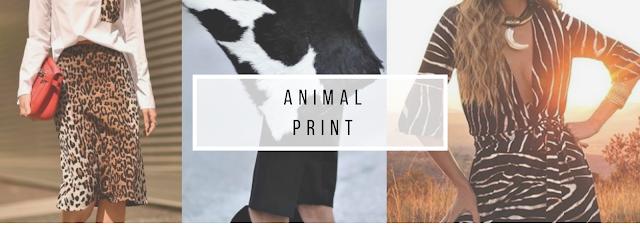 Tendência Verão 2020: Animal Print