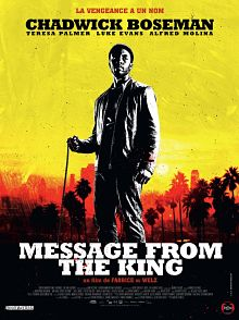 Sinopsis pemain genre Film Message from the King (2016)