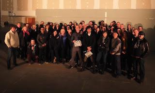 Aidan Turner, Poldark, Poldark S2, Wrap, Crew