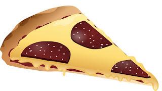 concrete noun pizza