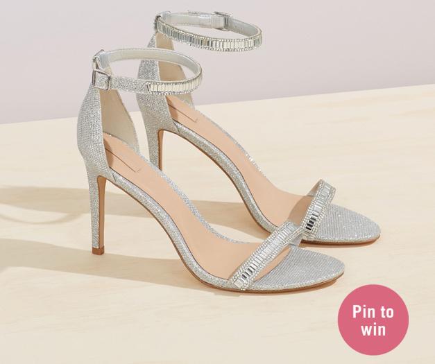 Bridal Shoes Aldo: Aldo X Pinterest Bridal Shoe Contest (Images