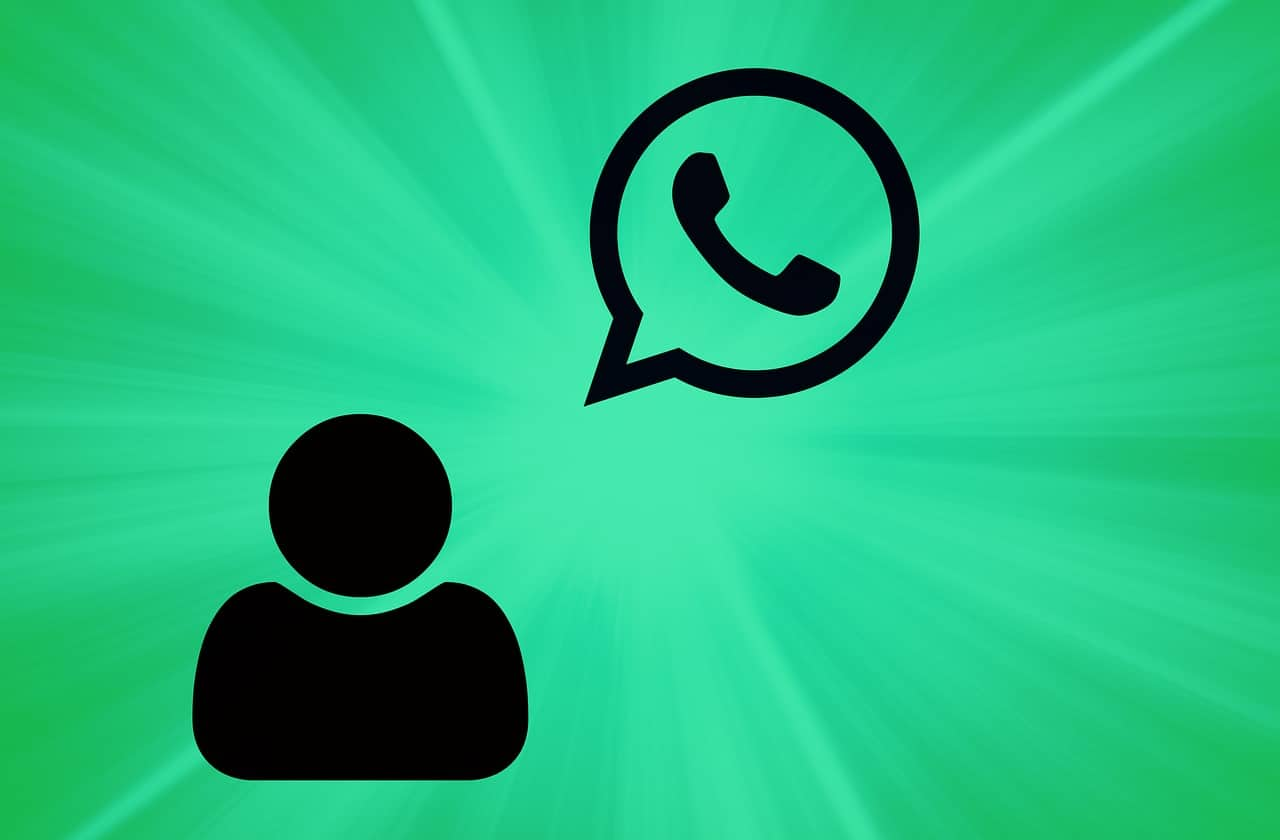 menyimpan foto profil whatsapp di android