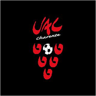 UA Cognac Football Logo vector (.cdr) Free Download
