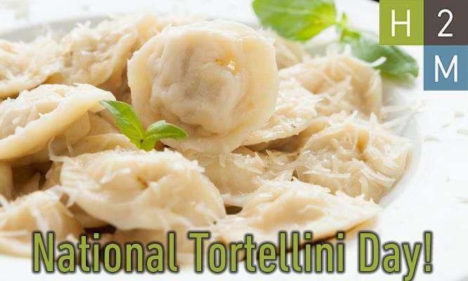 National Tortellini Day Wishes Pics