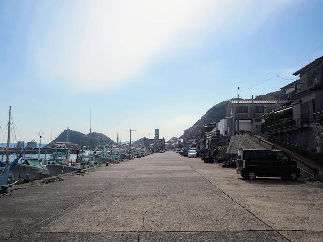 天津 漁港