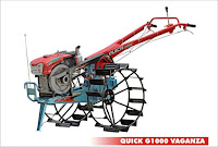 Jual Traktor Quick G1000 Vaganza