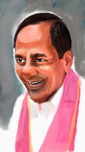 Kalvakuntla Chandrashekhar Rao, better known and abbreviated as KCR