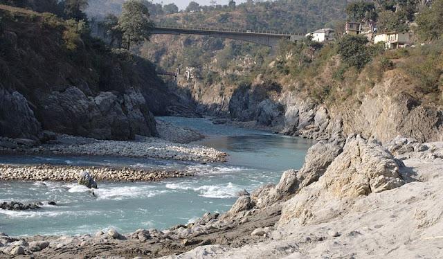 Tattapani near the capital Shimla.