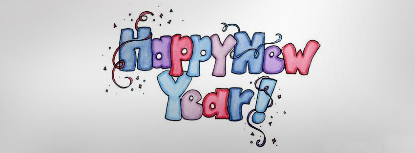 happy new year 2017 fb cover pics