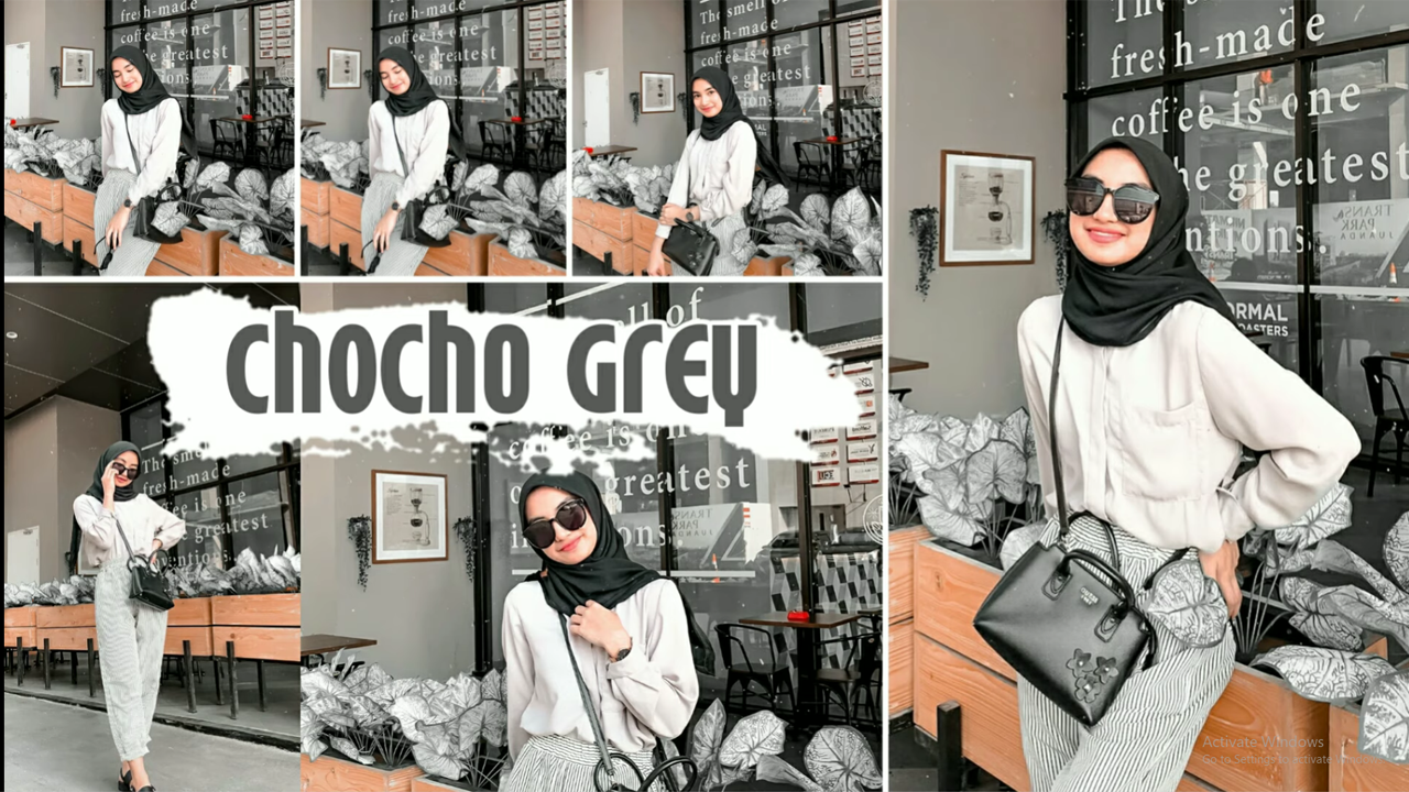 Download Preset CHOCHO GREY Lightroom CC DNG & XMP
