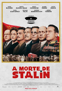 Review - A Morte de Stalin