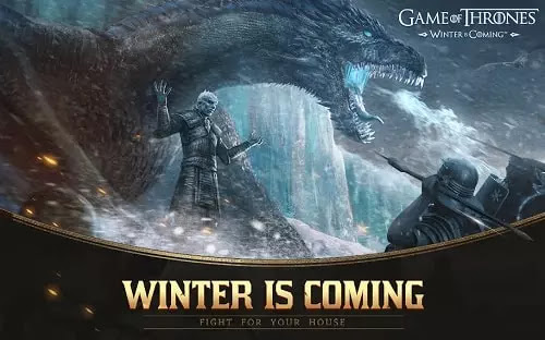 Spesifikasi Game Of Thrones Winter Is Coming MOBILE