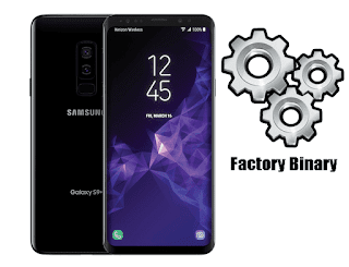 Samsung Galaxy S9 Plus SCV39 Combination Firmware