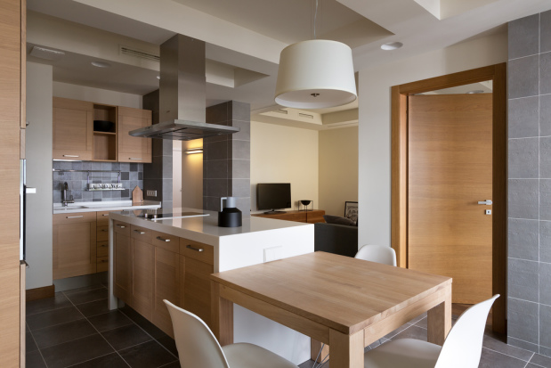 Desain Dapur Sederhana Low Budget