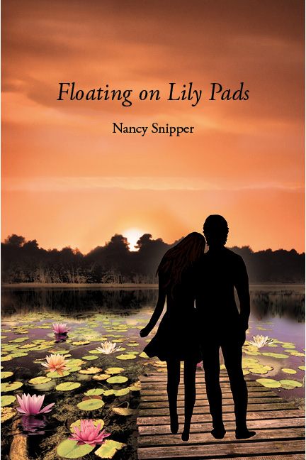 FLOATING ON LILY PADS