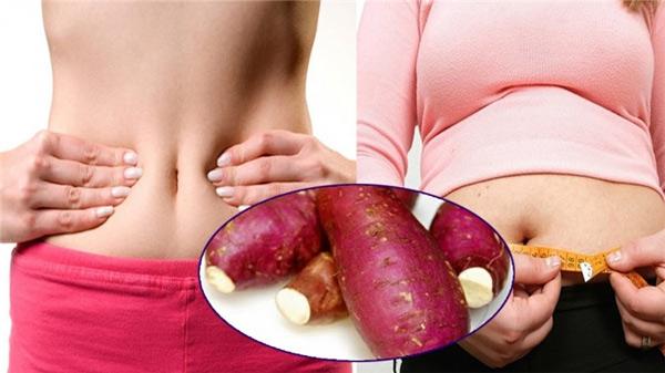Ăn khoai lang có giảm cân không?