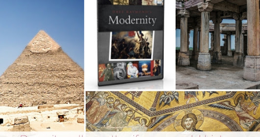 Why Teach World History from a Christian Perspective...And a Review of Modernity from Compass Classroom