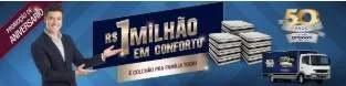 Cadastrar Promoção Ortobom 50 Anos 1 Milhão Conforto - Rodrigo Faro
