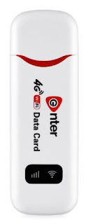 Enter E-D4G 100 Mbps Dongle (White)