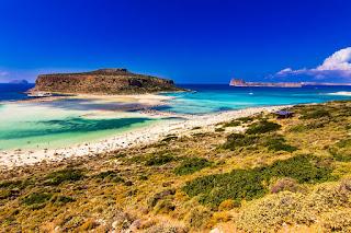 Playa de Balos en la Isla de Creta Mejores Playas