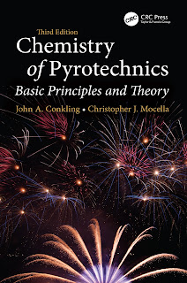 Chemistry of Pyrotechnics Basic Principles and Theory 3rd Edition