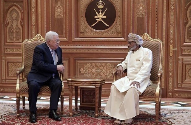 Abu Mazen and Qaboos