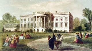 the white house history