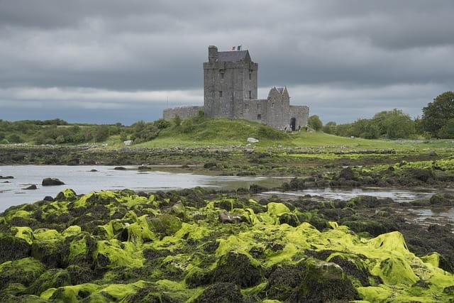 castelos mais bonitos irlanda