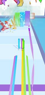 Features of Pencil Rush 3D Apk