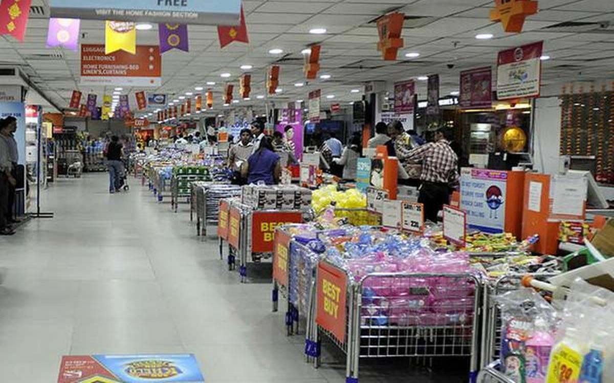 Big Bazaar Images