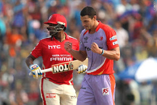 Nathan Coulter-Nile 4-20 - DD vs KXIP 31st Match IPL 2015 Highlights