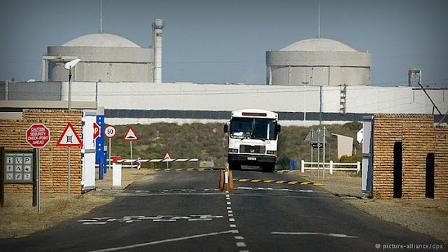 Image Attribute: Koeberg Nuclear Power Station in South Africa / Source: alliance/dpa