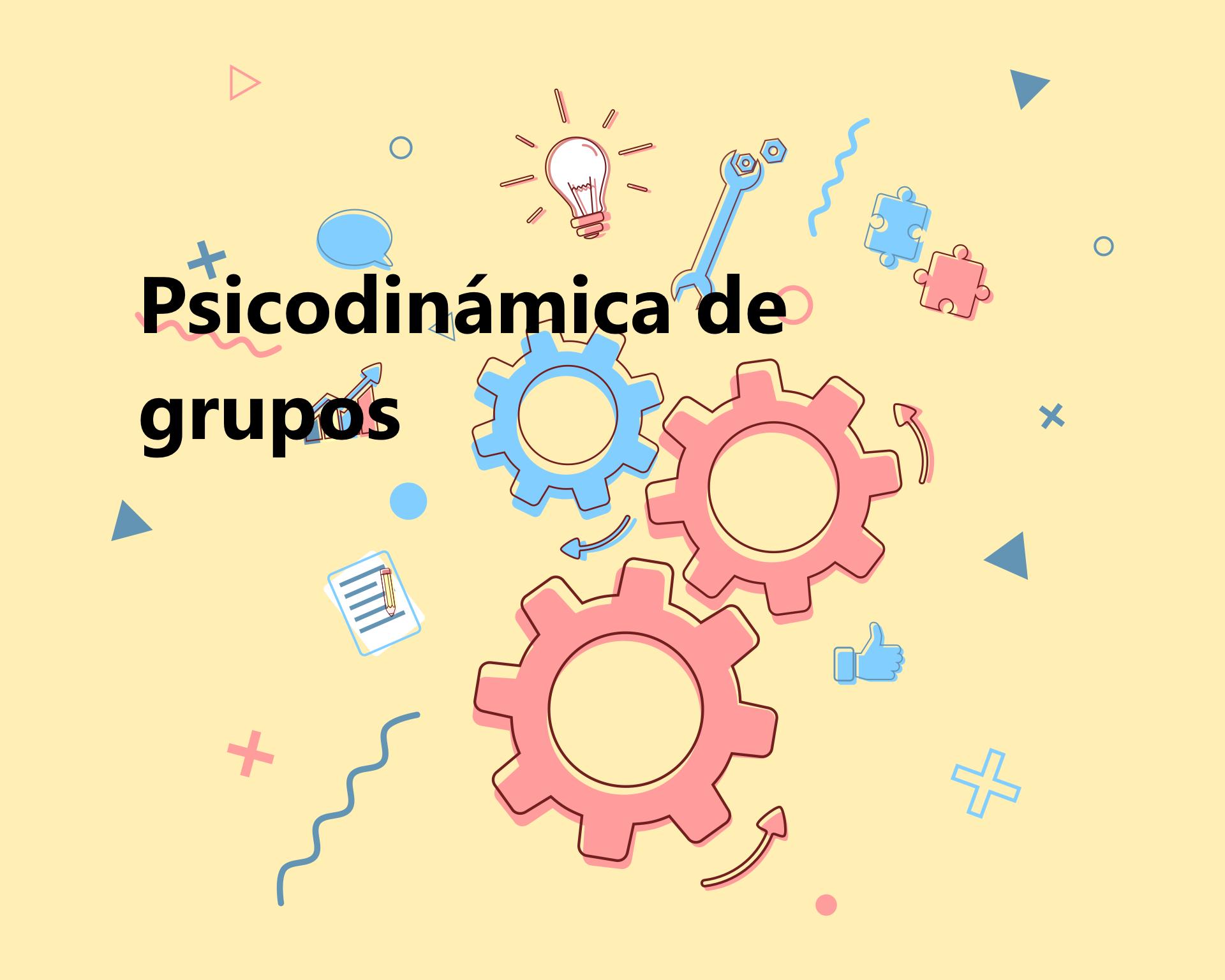 ¿Qué es la dinámica de grupos?.