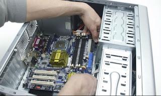 Sostituire motherboard