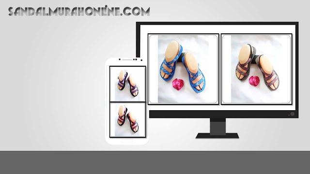 Produsen Sandal Karet - Talincang Karet Super Wanita GSJ