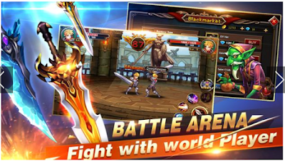 Brave Fighter 2 Dragon Battle mod terbaru