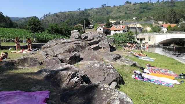 Zona das pedras