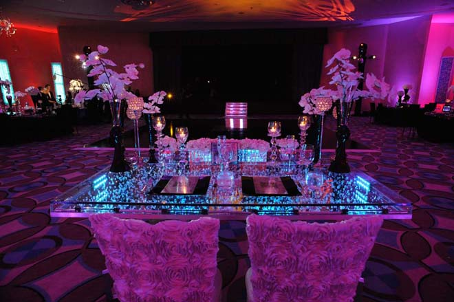 Sweetheart Table Ideas Belle The Magazine